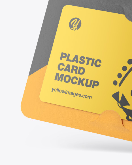 Download Gift Card Pack Mockup In Stationery Mockups On Yellow Images Object Mockups Yellowimages Mockups