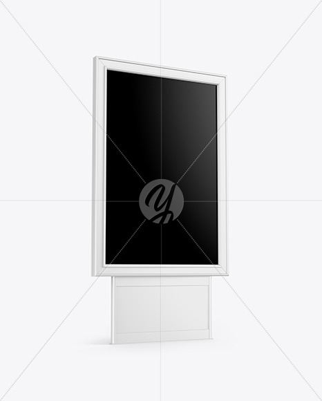 Download Conference Booth Mockup Yellow Images