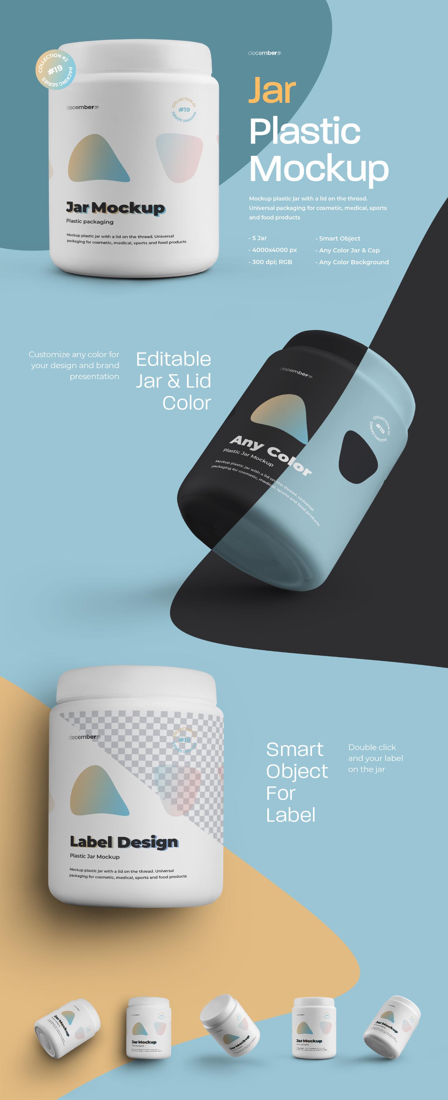 Packaging Mockup Medicine