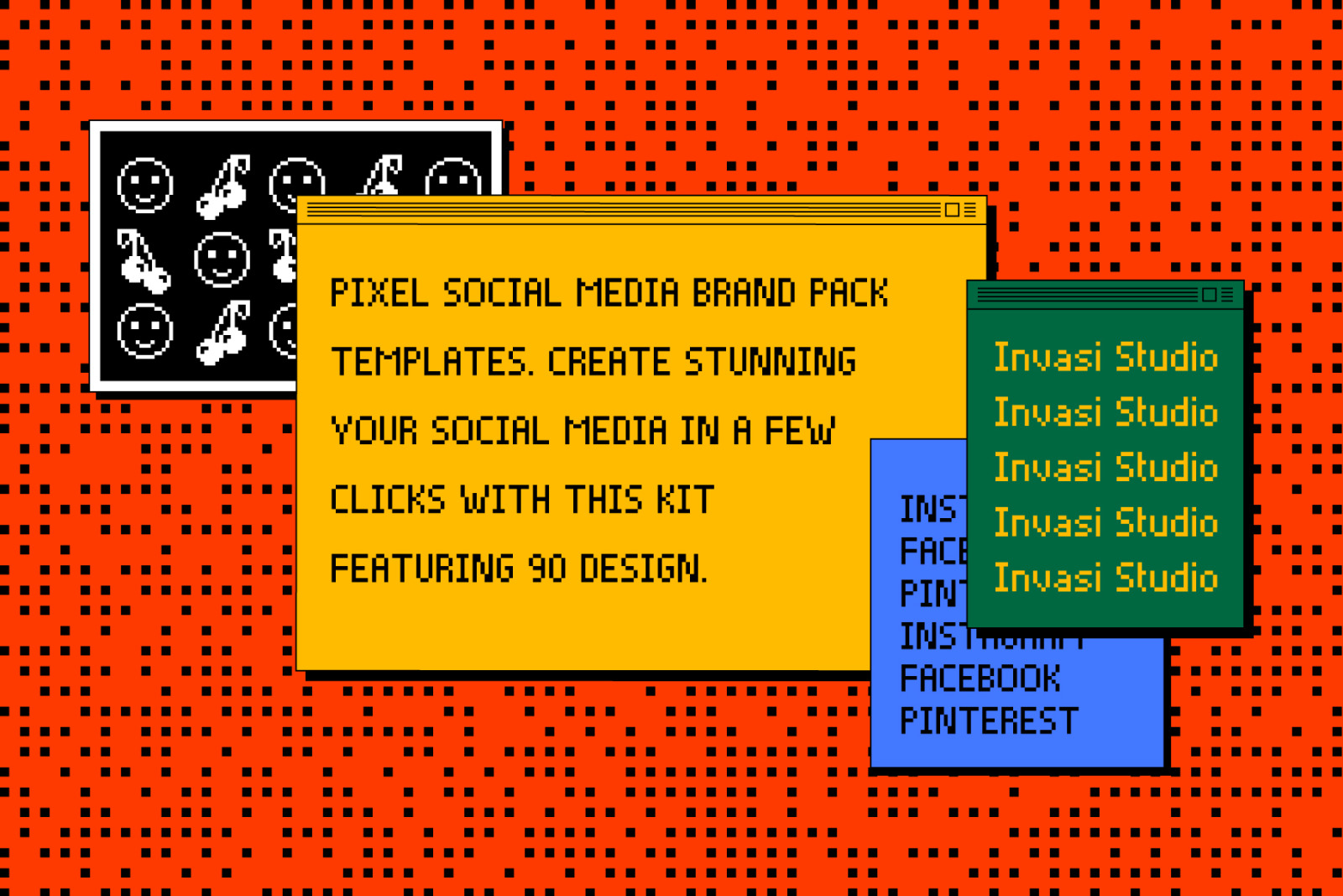PIXEL-Social Media Brand Templates