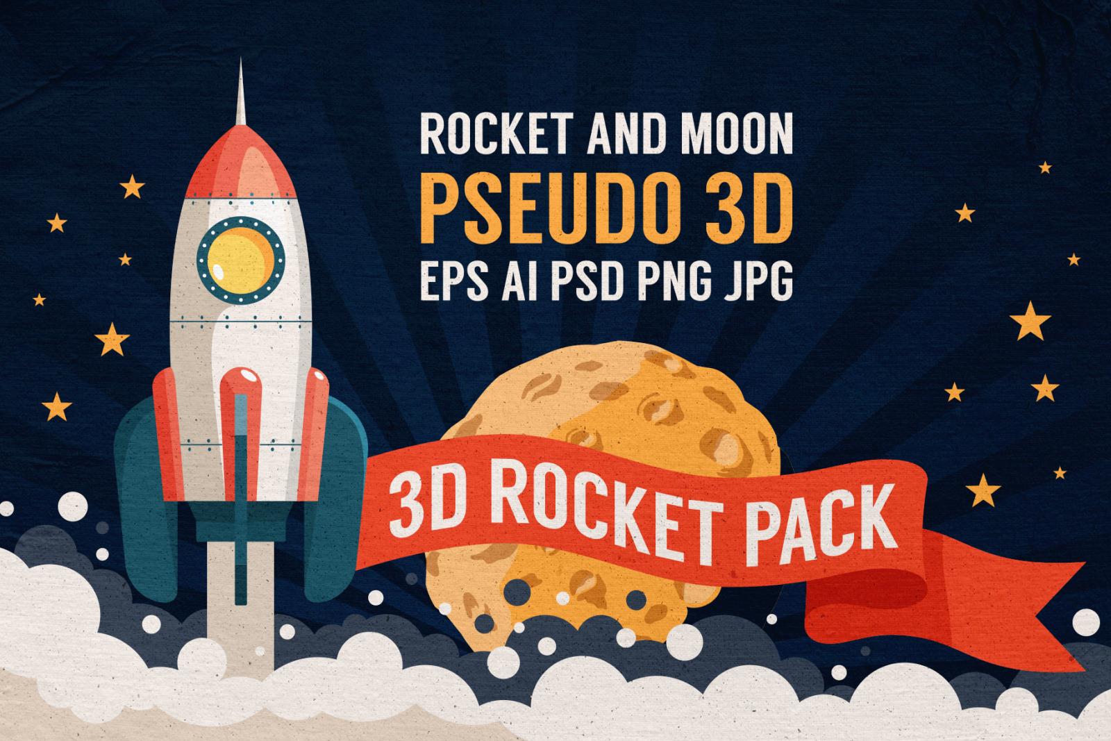 3d Rocket Pack