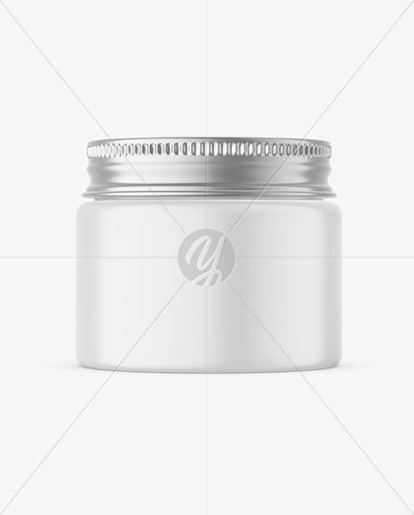 Download Matte Plastic Jar Mockup In Jar Mockups On Yellow Images Object Mockups PSD Mockup Templates