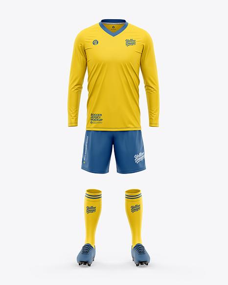 Full Soccer Kit