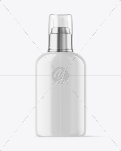 Download Glossy Plastic Ampoule Mockup PSD - Free PSD Mockup Templates
