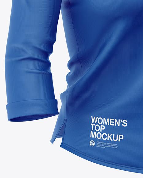 Women's Jersey Mockup