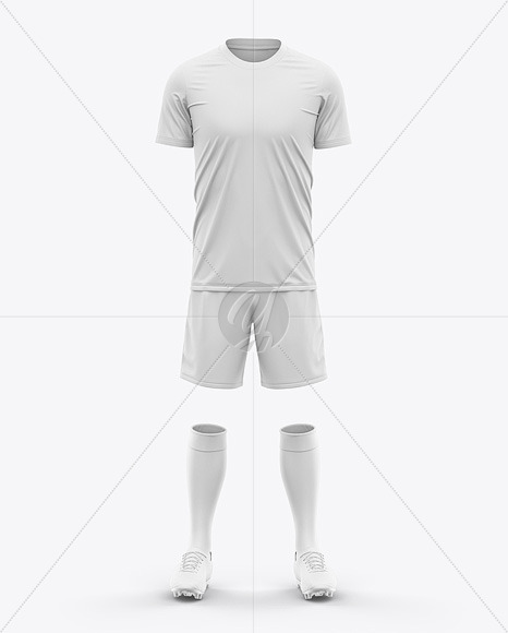 Full Soccer Kit