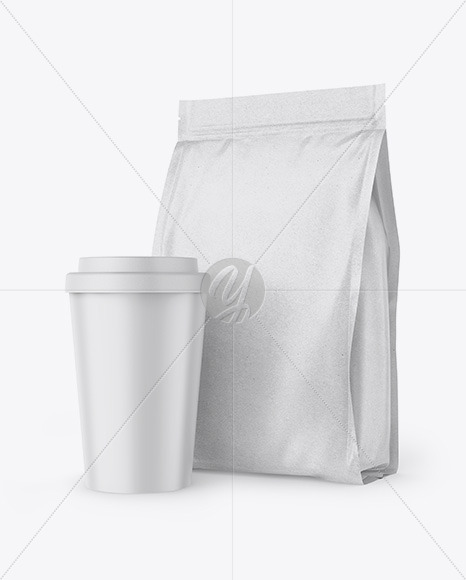 Download Frosted Bag With Chocolate Stars Cereal Mockup PSD - Free PSD Mockup Templates