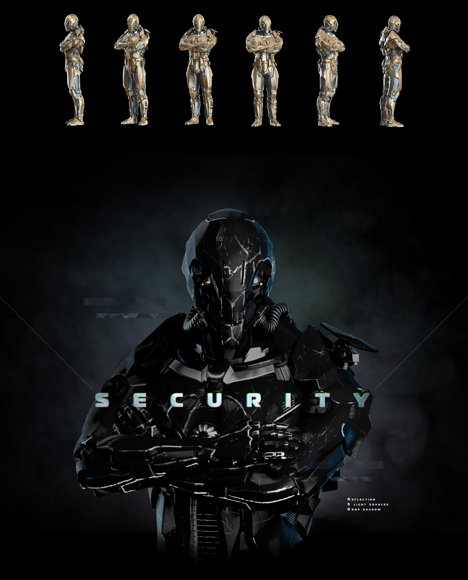 Security Robots #3