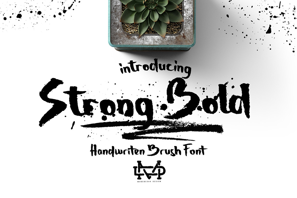 Strong Bold