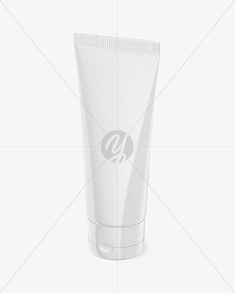 Download Glossy Cosmetic Tube Mockup Free Mockups