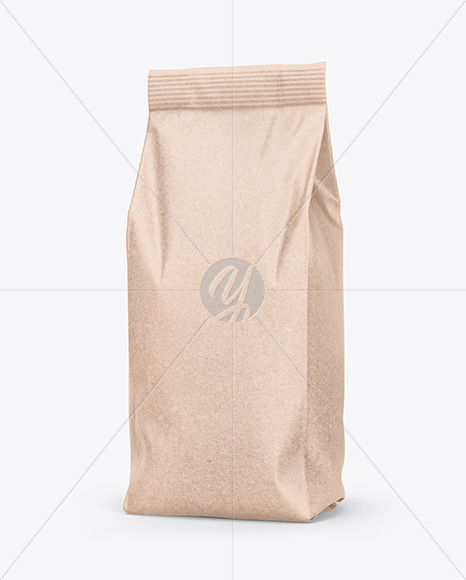 Coffee Bean Packaging Mockup