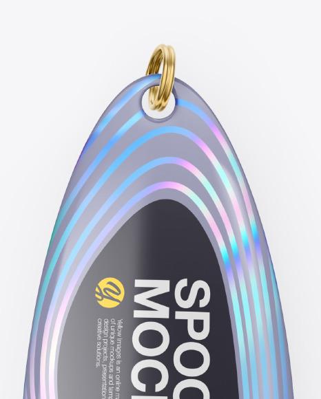 Spoon-Bait Mockup