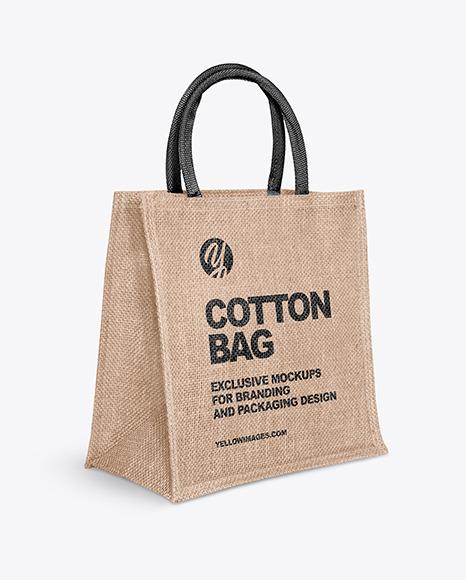 Cotton Bag Mockup