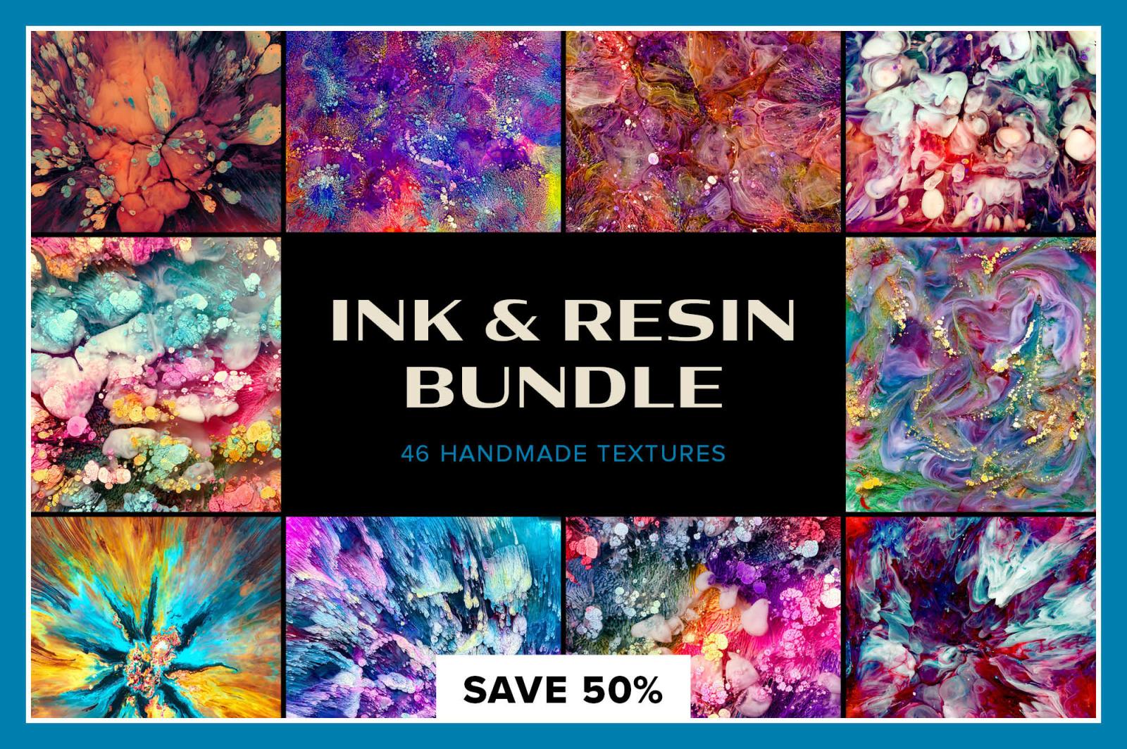 Ink & Resin Bundle