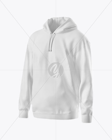 Download Hoodie Mockup Half Side View In Apparel Mockups On Yellow Images Object Mockups