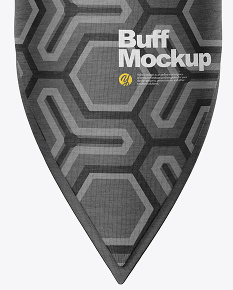 Buff Bandana Mockup