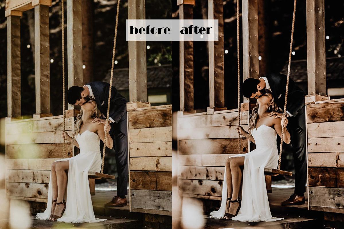 Rustic Wedding Lightroom Presets | Mobile & Desktop
