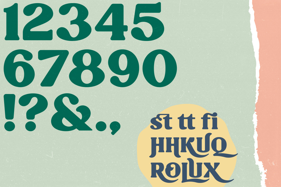 Chillion - Multipurpose Display Font