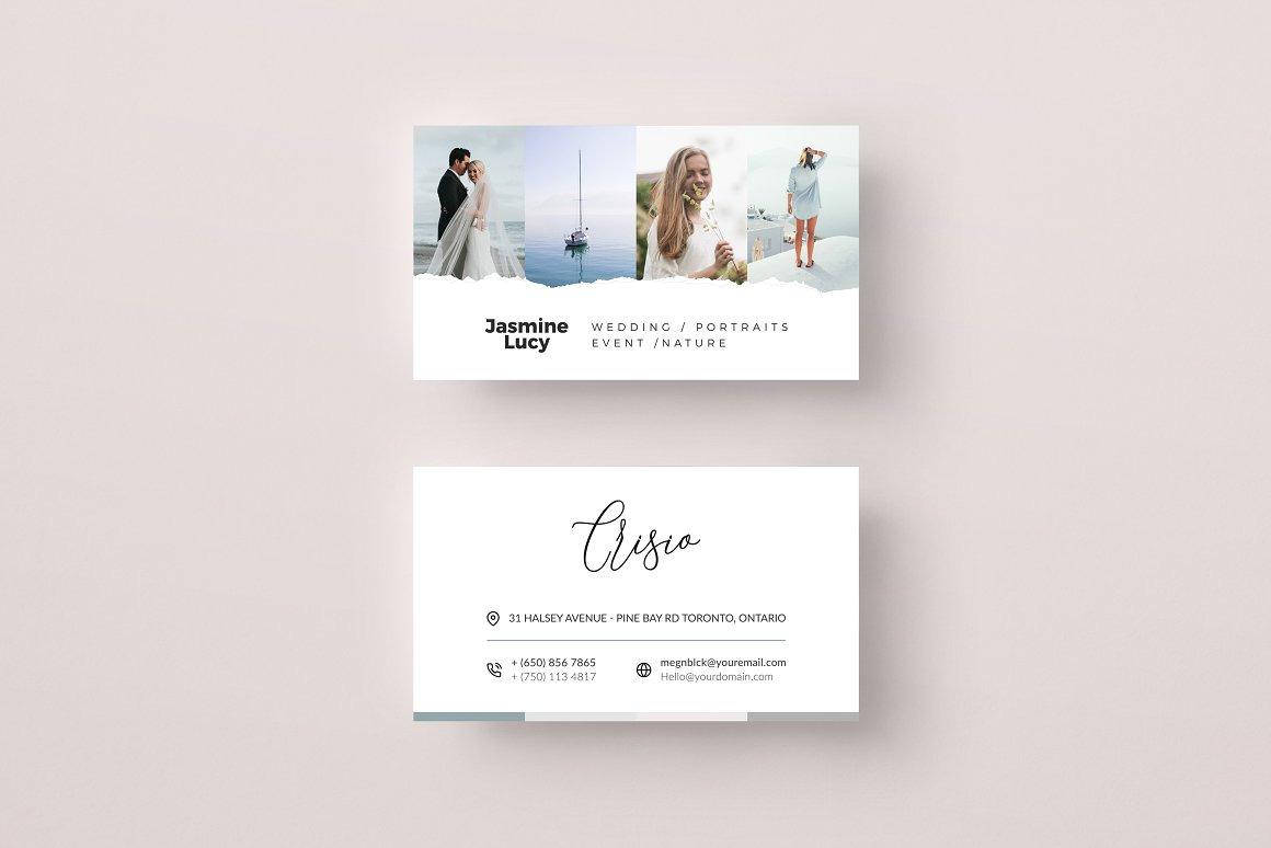 Bundle - Photography Business Cards