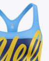 Women's Swimsuit Mockup