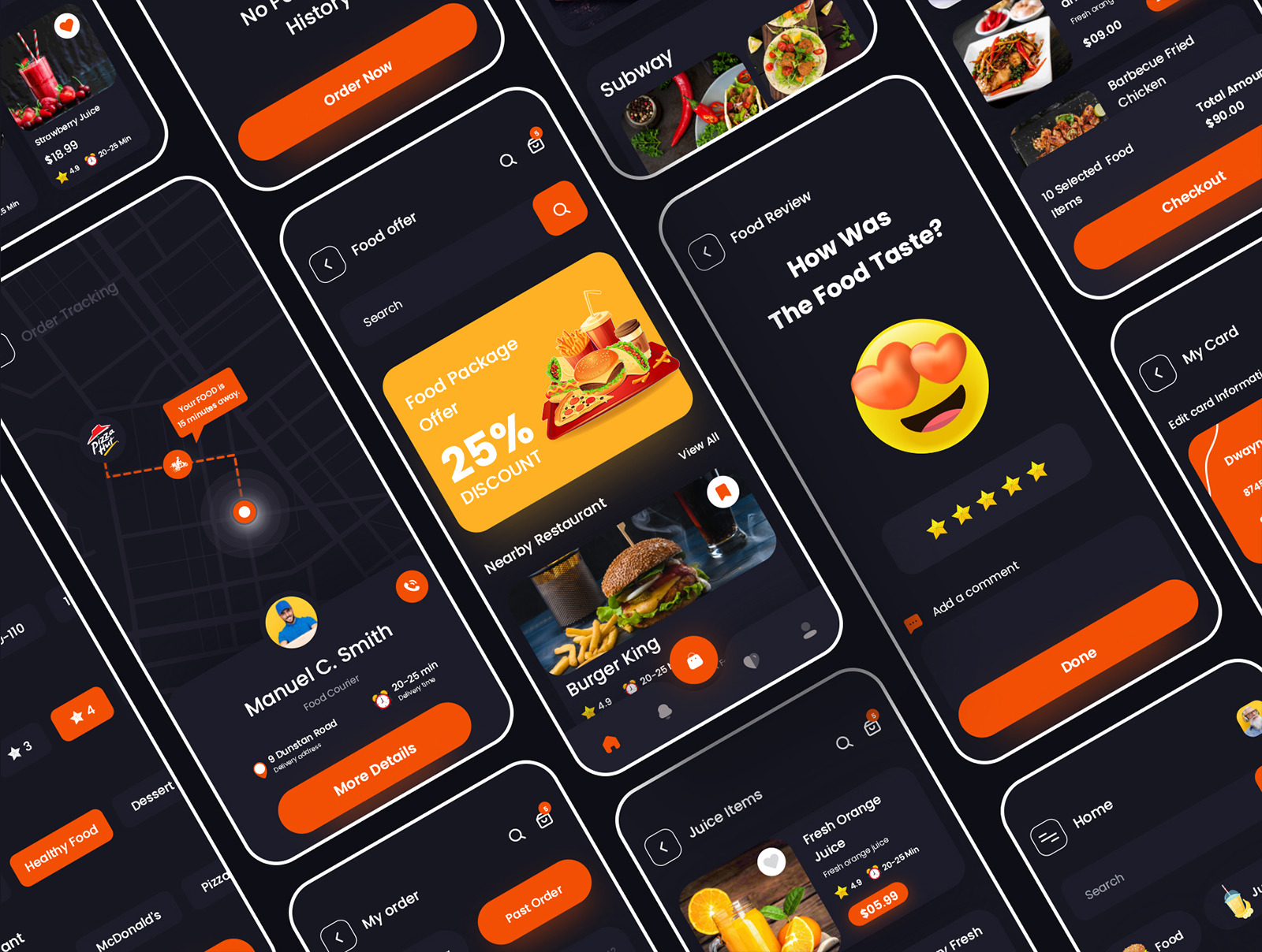 FoodKo - Food Delivery Ui Kit