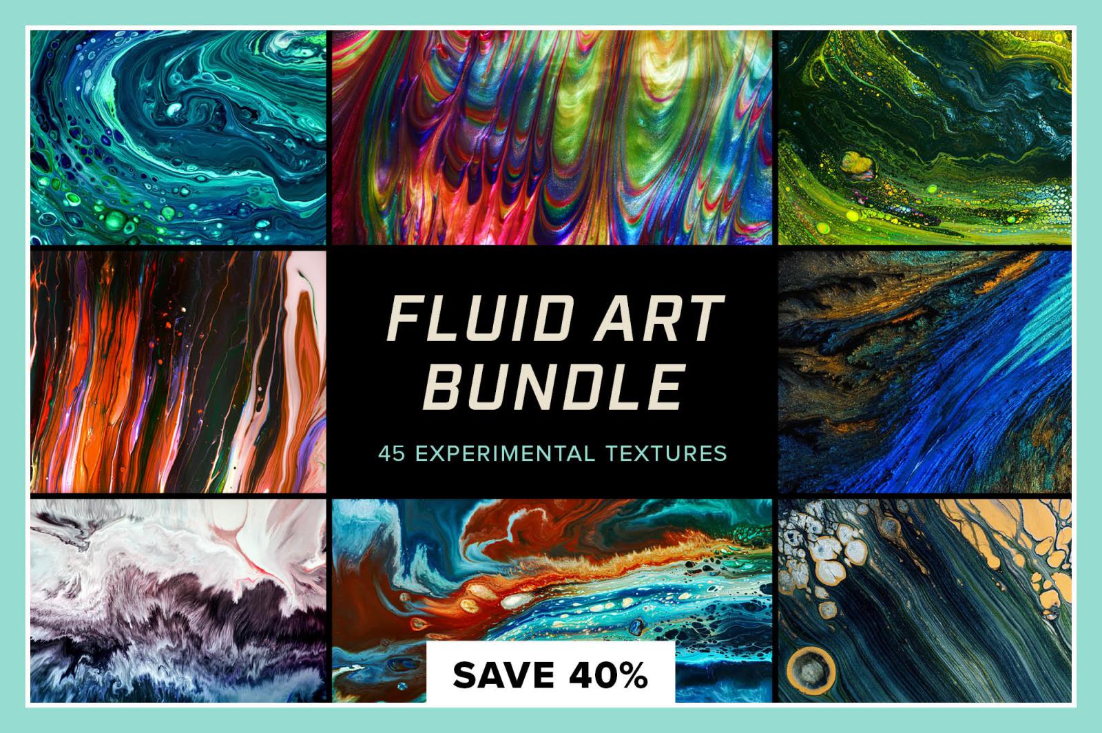 Fluid Art Bundle