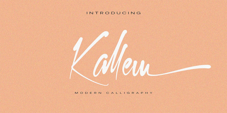 Kallem Script