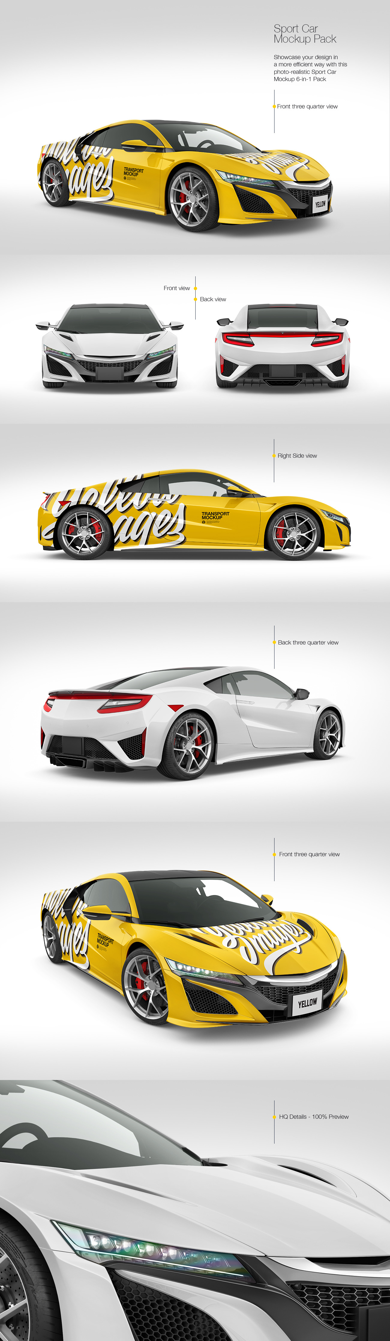 Download Sports Car Mockup Free Download Free And Premium Psd Mockup Templates And Design Assets PSD Mockup Templates