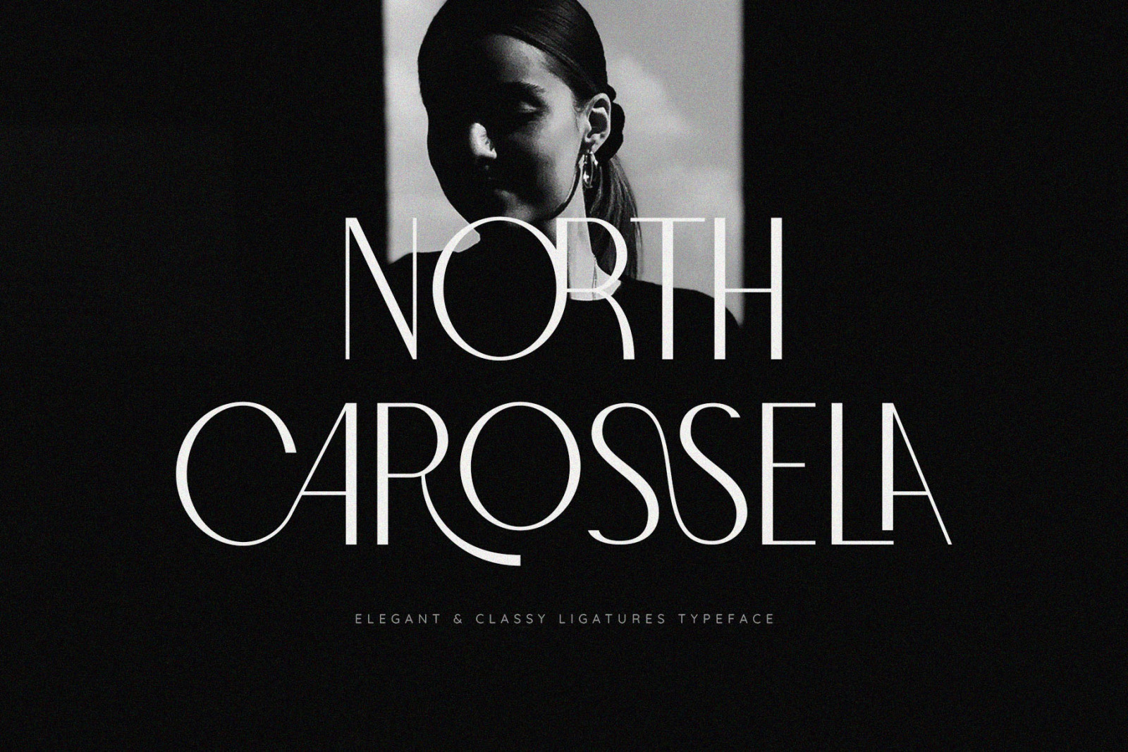 North Carossela || A Ligature Sans