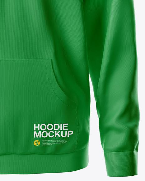 Hoodie Mockup – Front View