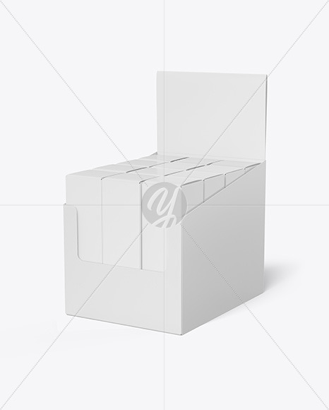Luxury Box Mockup Free