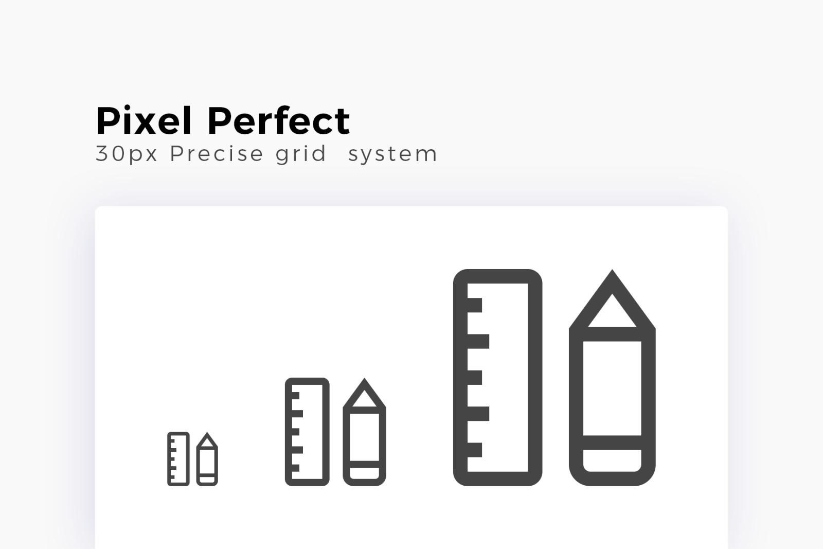 1000+ Minimalist Line Icons