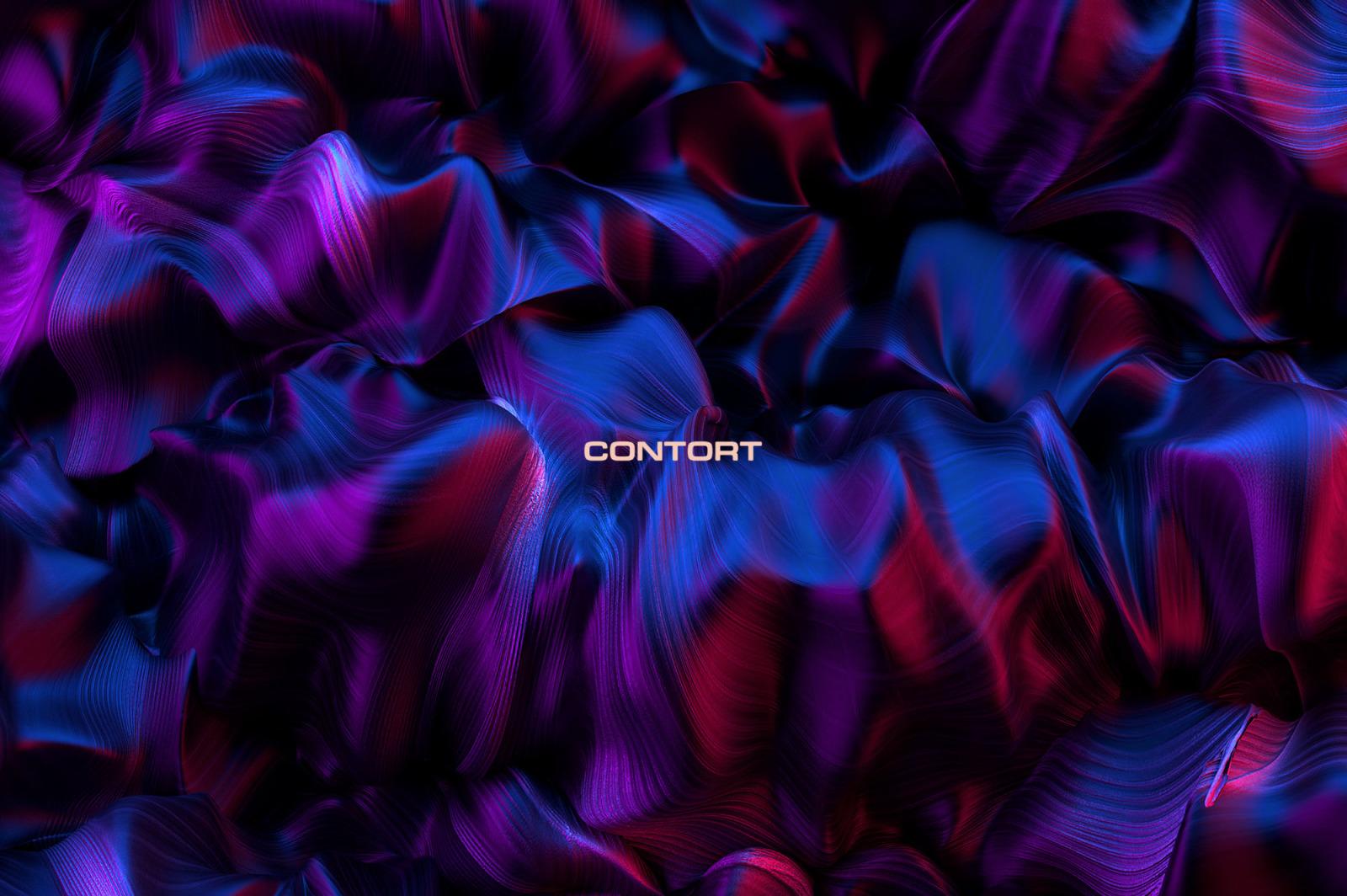 Contort: Experimental 3D Textures