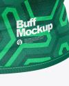Fleece Buff Mockup - Front View