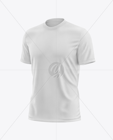 Download Men S T Shirt Mockup In Apparel Mockups On Yellow Images Object Mockups PSD Mockup Templates