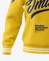 Hoodie Mockup - Front View