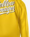 Sweatshirt Mockup - Back View