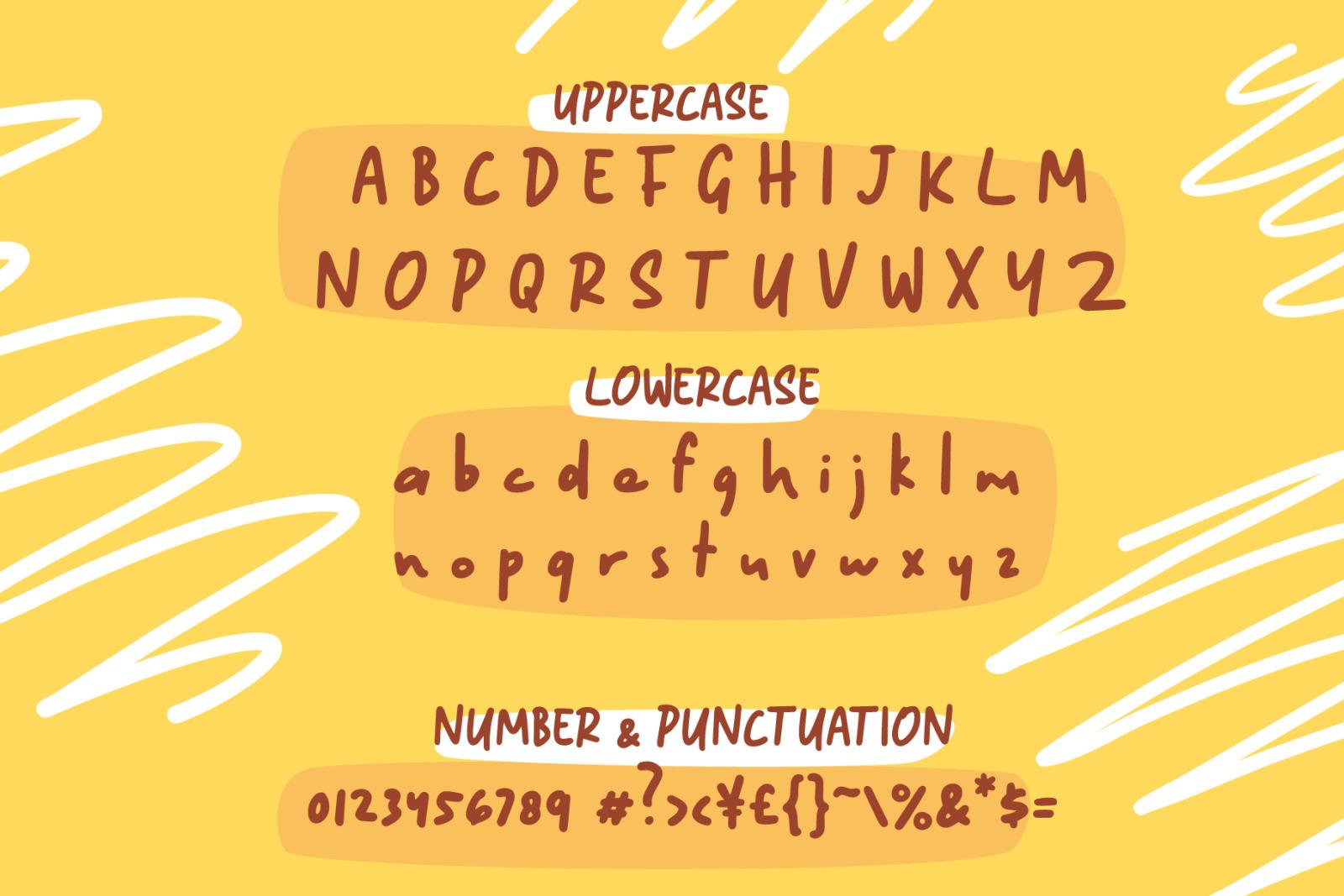 Kinethick | Playful Font