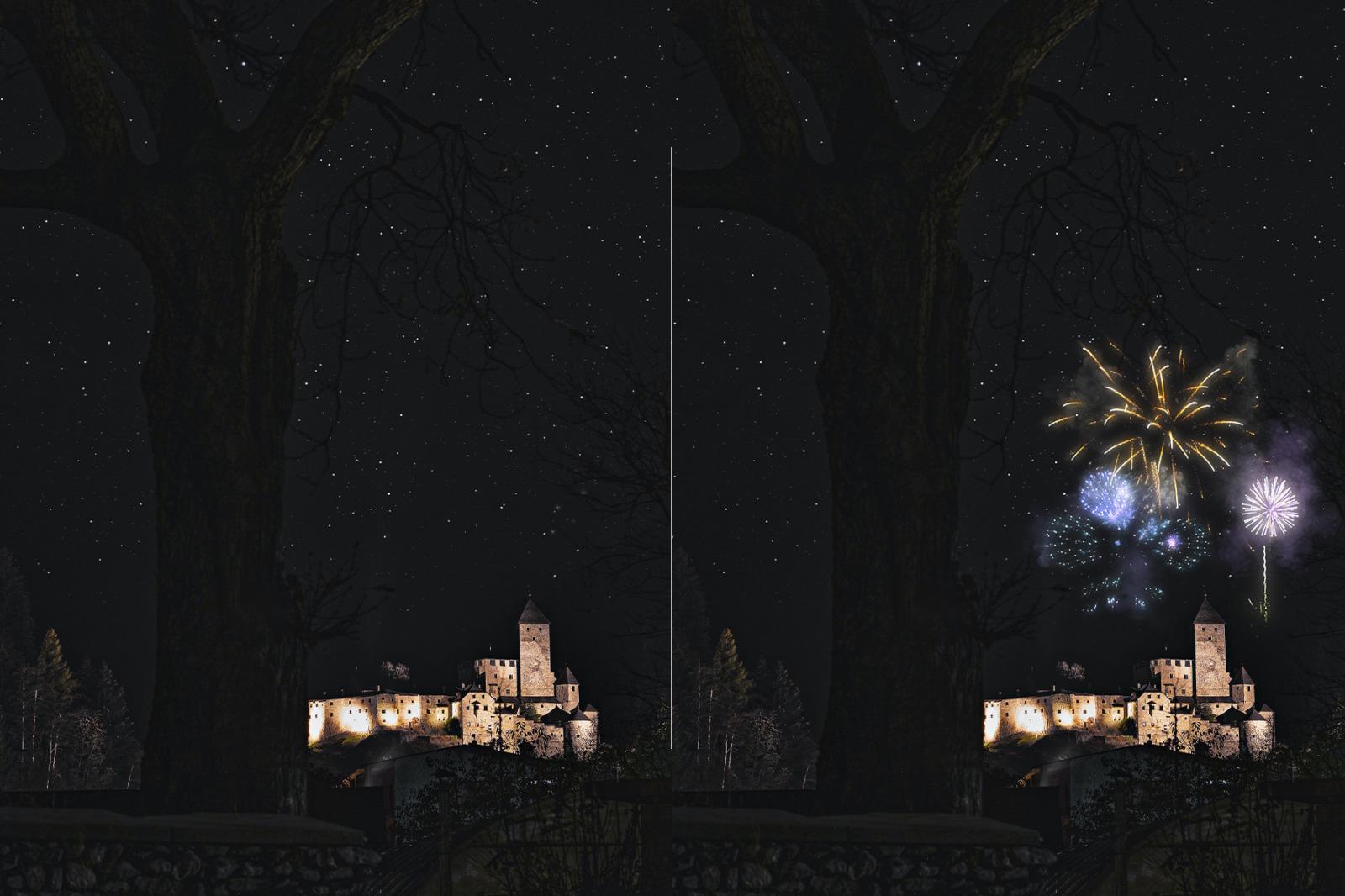 Firework Overlays