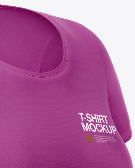 Maternity T-Shirt Mockup