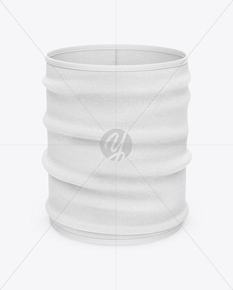 Metal Branding Logo Mockup