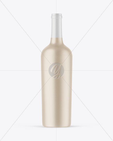 Bottle Wrap Mockup