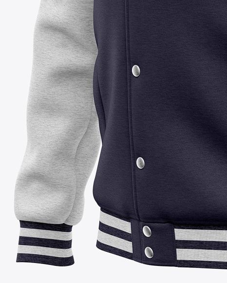 Varsity Jacket Mockup