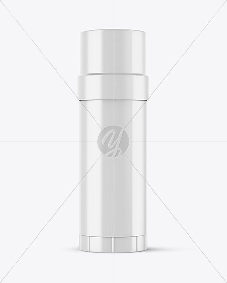 Download Glossy Lip Balm Tube Mockup Free Mockups