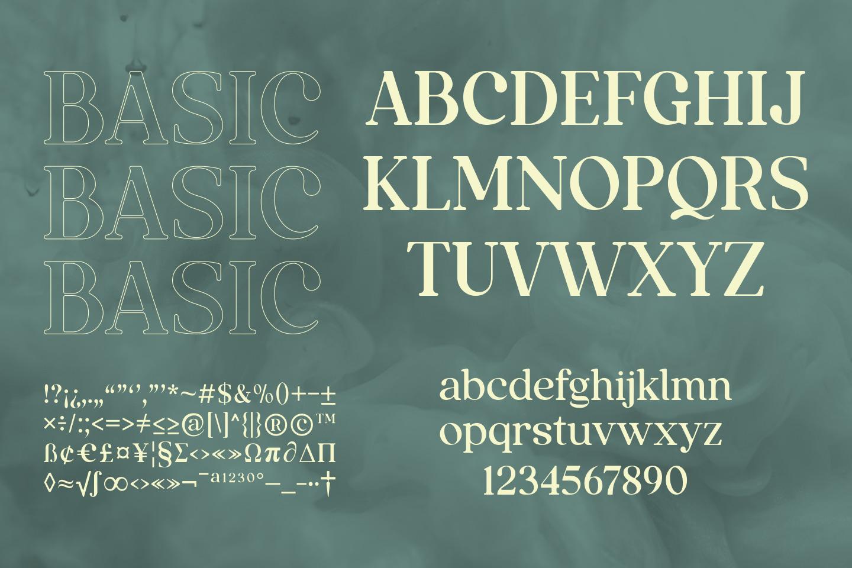 Rozelle Fonts