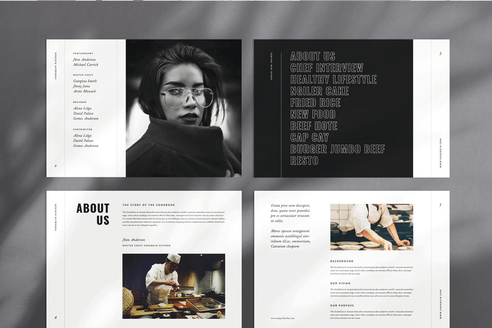 Cookbook/recipe book v.1