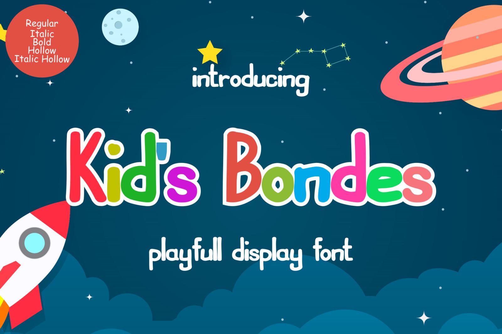 Kids Bondes