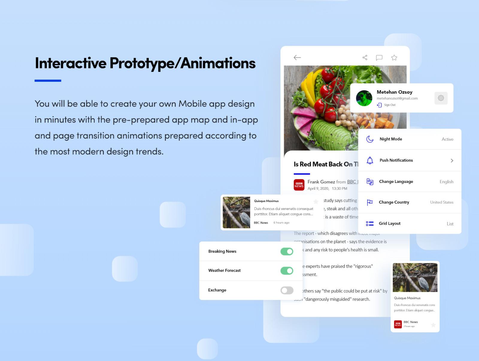 Newsopedia App Starter Kit