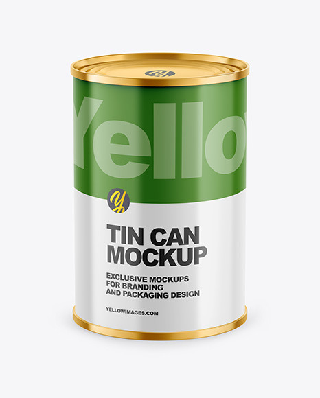 Download Yellowimages Mockups Aluminium Paint Can Packaging Mockup Free Potoshop
