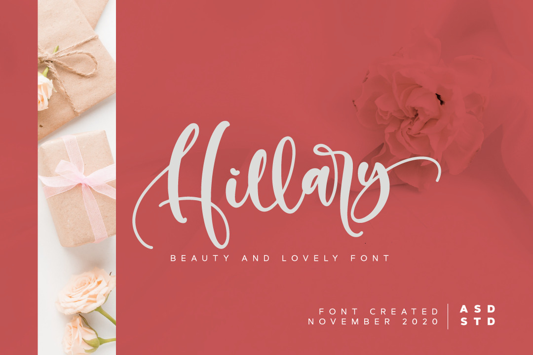 Hillary - Beauty and Lovely Script